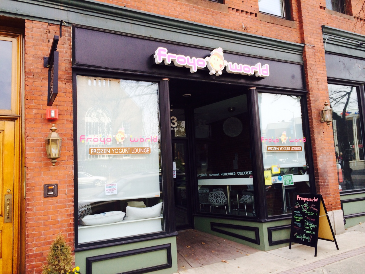 Commercial restaurant space in Amherst MA